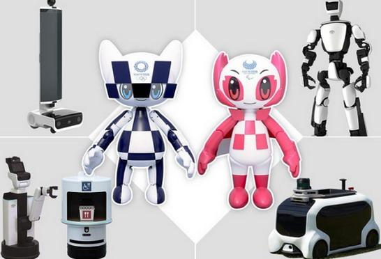 Toyotini roboti