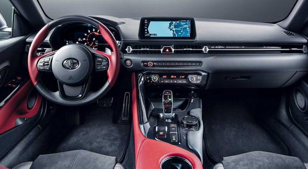 Toyota GR Supra 2.0L Turbo