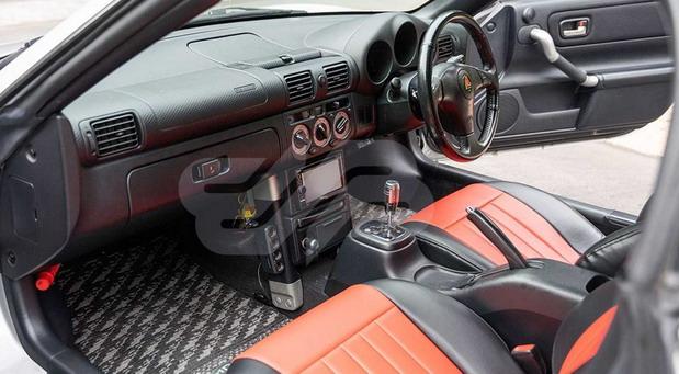 Toyota MR2 VM180 Zagato