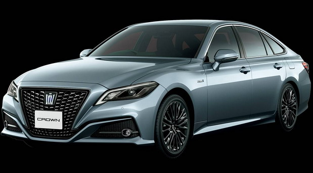 Toyota Crown Sport Style