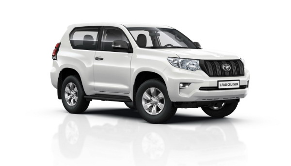 Toyota Land Cruiser Utility