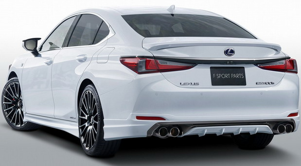 TRD Lexus ES