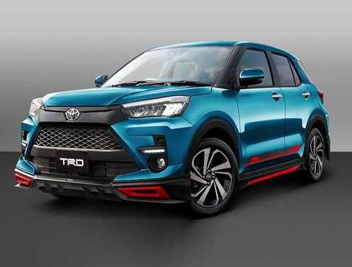 TRD Toyota Raize