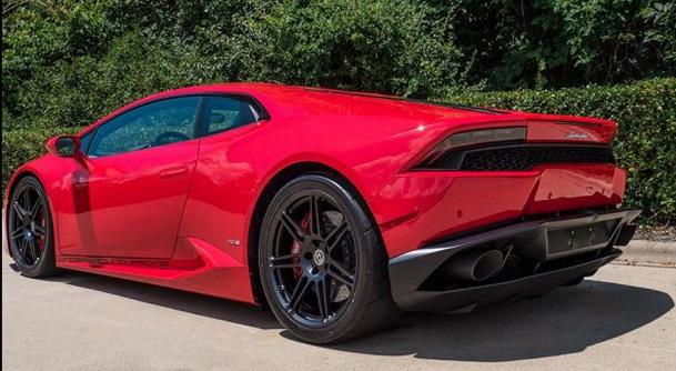 Underground Racing Lamborghini Huracan