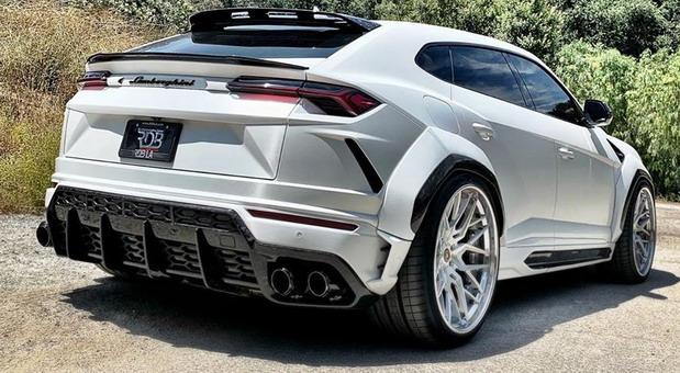 RDBLA Lamborghini Urus