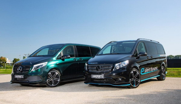 VanSports Mercedes Vito