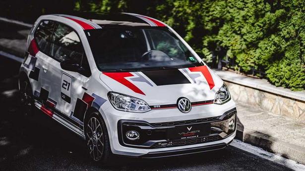 Vilner Volkswagen Up! GTI
