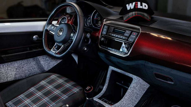 Vilner Volkswagen Up! GTI