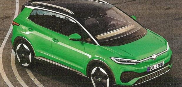 Volkswagen ID SUV