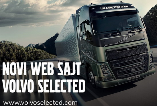 Volvo Selected Pro