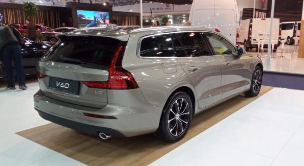 Volvo na Salonu automobila u Beogradu