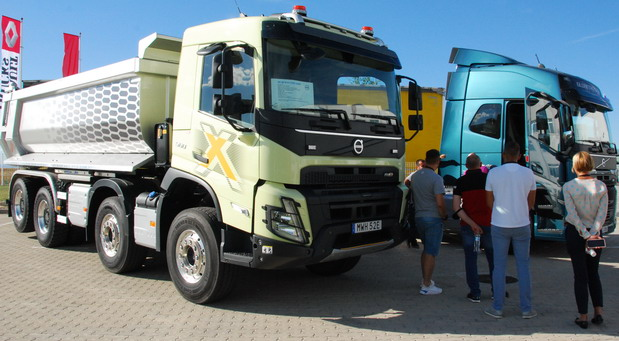 Nova generacija Volvo kamiona