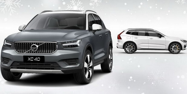 Volvo zimska ponuda