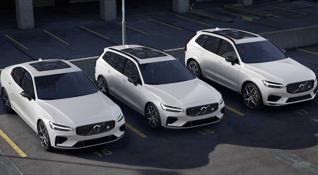 Volvo gama
