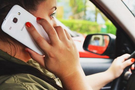 Mobilni u vožnji