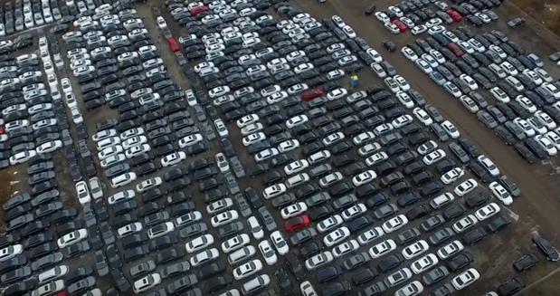 Volkswagen plac