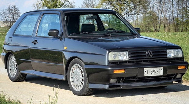 Volkswagen Golf G60 Rallye