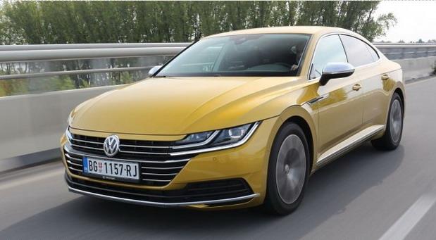 Volkswagen Arteon 2,0 TDI DSG Elegance
