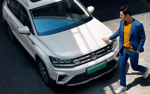 Volkswagen e-Tharu