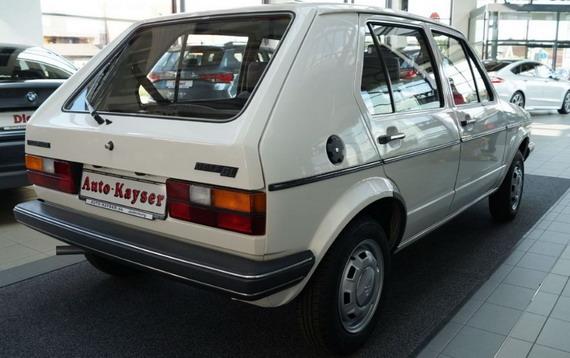 """Volkswagen Golf """"jedinica"""""""