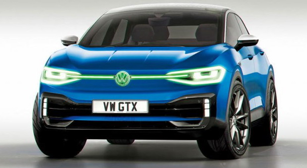Volkswagen ID GTX