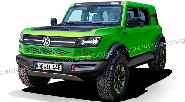 VW Scout