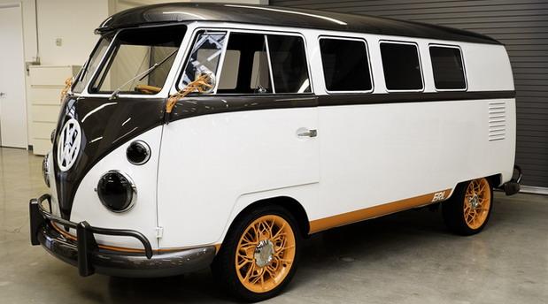 Volkswagen Microbus Type 20 Concept