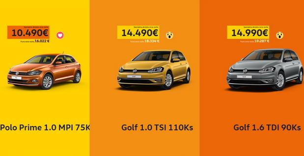 Volkswagen akcija Polo ili Golf