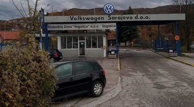 Volkswagen Sarajevo
