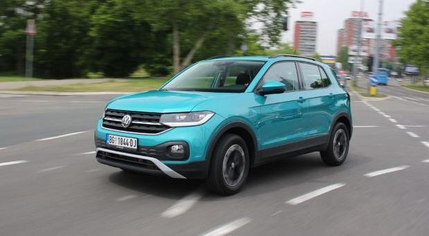 Volkswagen T-Cross 1,0 TSI Life