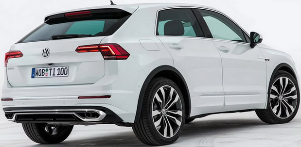 Volkswagen Tiguan Coupe