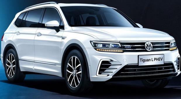 Volkswagen Tiguan L PHEV