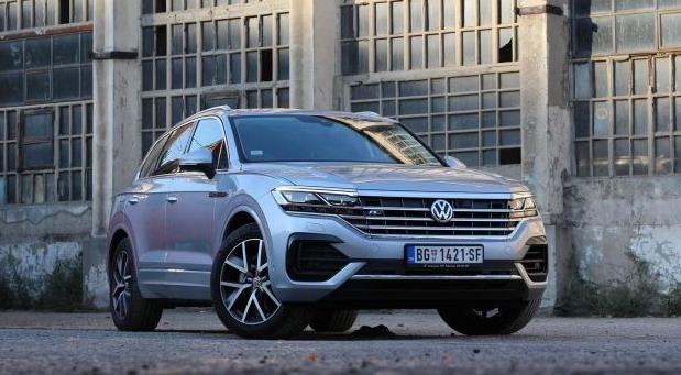 Volkswagen Touareg V6 3,0 TDI 4Motion
