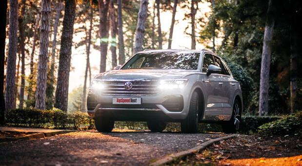 Volkswagen Touareg V6 3.0 TDI 4MOTION R-Line