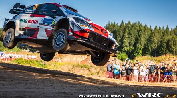 WRC 2021 – 11. Rally Estonia