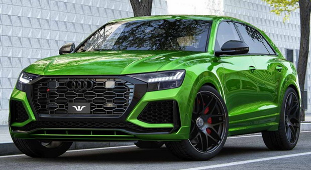 Wheelsandmore Audi RS Q8