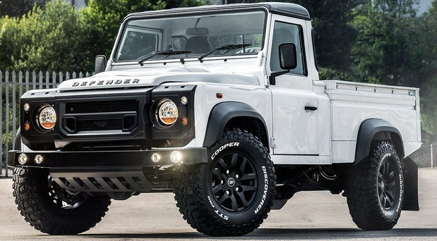 Chelsea Truck Company Land Rover Defender 110 Wide Track