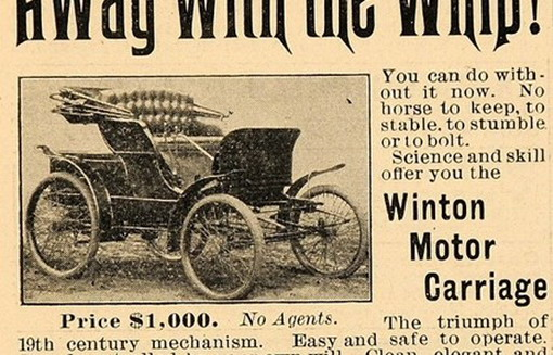 Winton Motor Carriage