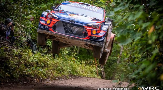 WRC 2020, Rally Estonia