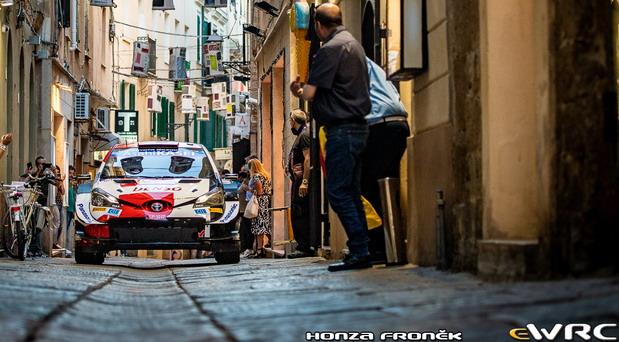 Rally Italy Sardinia