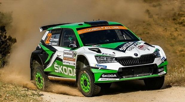 Škoda WRC 2