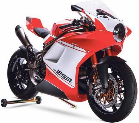 Walt Siegl Motorcycles Ducati