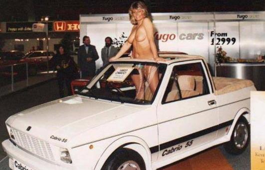 Yugo Cabrio UK