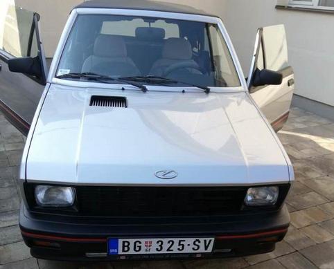Yugo Cabrio