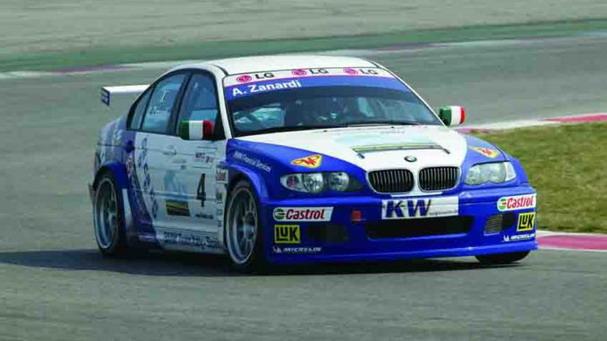 Zanardijev BMW