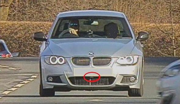 Vozač BMW-a