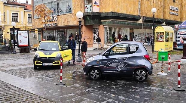 Zhidou promocija u Kragujevcu