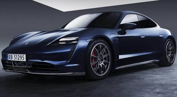 Porsche Taycan Zyrus